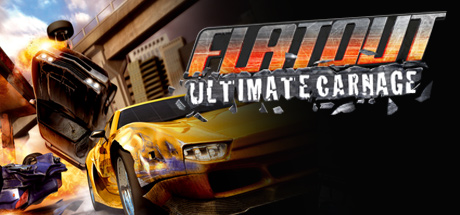 FlatOut: Ultimate Carnage Banner