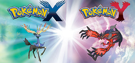 Pokemon X and Y Banner