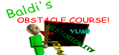 Baldi's Obstacle Course!