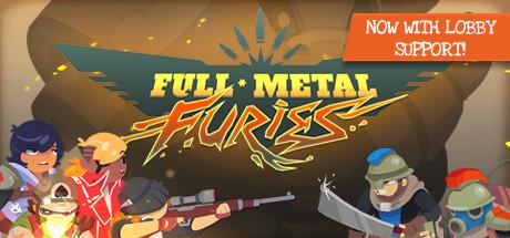 Full Metal Furies Banner