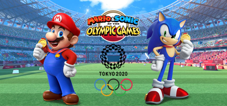 Mario and Sonic at the Olympic Games: Tokyo 2020 Banner