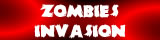 Zombies Invasion Banner