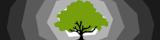 Life Tree Flag