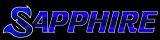 Sapphire Squad Flag
