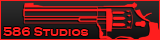 586 Studios Flag