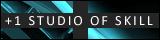 +1 Studio of Skill banner