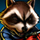 Rocket Raccoon category icon