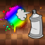 Submitted 100 Sprays Medal icon