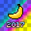 2017 Top Contributor Medal icon