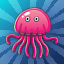 Jellyfish Short Story Entrant Medal icon
