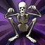 4th Place - Halloween Skinning Contest 2014 Medal icon