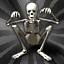Halloween Skinning Contest 2014 Entrant Medal icon