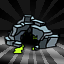 Journey to the Center of the Earth Entrant Medal icon