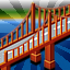 2nd Place - Building Bridges Medal icon