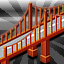 Building Bridges Entrant Medal icon