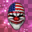 Payday 2 First Adopter Medal icon