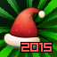 1st Place - The Set Christmas Conversion 2015 Contest Medal icon