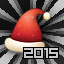 2nd Place - The Set Christmas Conversion 2015 Contest Medal icon