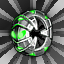 Alien Devices Modeling Contest Entrant Medal icon