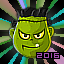 1st Place - 2016 Halloween Skinning Contest Medal icon