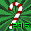 GameBanana's Christmas Giveaway 2016 Day Christmas Eve Winner! Medal icon