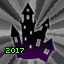 Halloween Mapping Contest MMXVII Entrant Medal icon