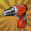 1st Place - Powerful Tools Skinning Contest Medal icon