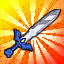 2nd Place - Skyrim Swordmaster Skinning Contest Medal icon