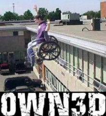 Wheelchair Owned