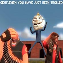 That spy is a troll