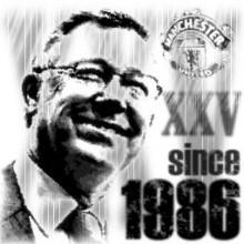 Sir Alex Ferguson XXV