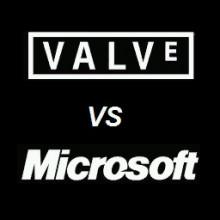 Valve vs Microsoft