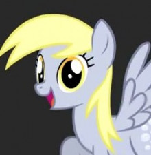 Derpy Hooves Trot [Animated]