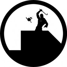Black Mesa Logo w/ Gordon Freeman