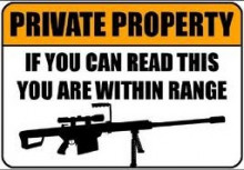 You're within Range!
