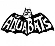 The Aquabats batman logo
