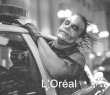 Joker L'Oreal