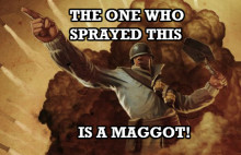 The Maggot Spray V3