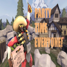 Party Time! *UPDATED*