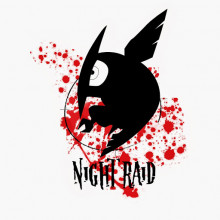 Night Raid Logo Spray