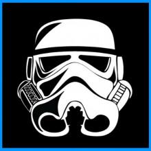 Star Wars - Stormtrooper Helm