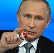 Putin Bans Overwatch Comic