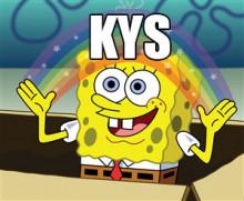 Sponge Bob KYS