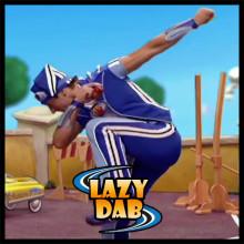 Lazy Dab