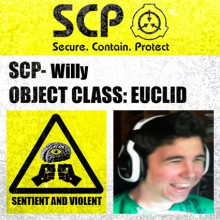 SCP-WILLY