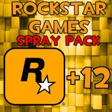 Rockstar Games Spray Pack