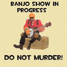 Banjo Show in Progress