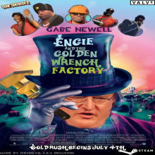 Engie and the golden wrench factory