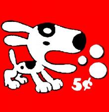 Pop Dog Spray Logo