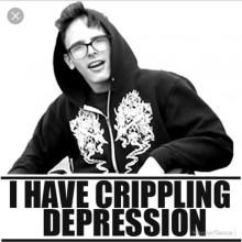 I have Crippling Depression Animated VTF